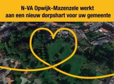 Méér ademruimte in Opwijk-centrum