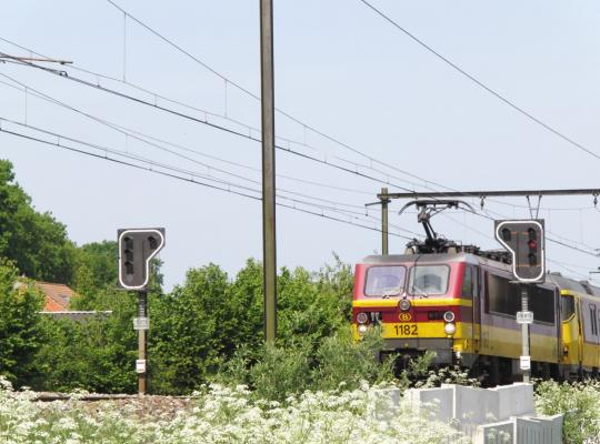 N-VA vraagt aanvullende maatregelen voor het spoor bij stroomafschakeling