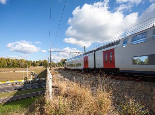 NMBS-trein